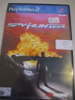 SpyHunter - PS2 Playstation 2 Game