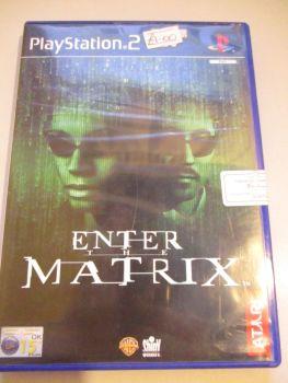 Enter The Matrix - PS2 Playstation 2 Game
