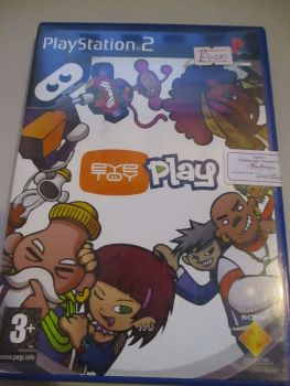 EyeToy: Play - PS2 Playstation 2 Game