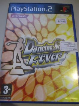 Dancing Stage Fever - PS2 Playstation 2 Game