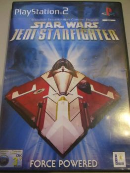 Star Wars Jedi Starfighter - PS2 Playstation 2 Game