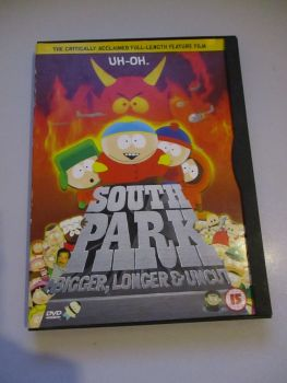 South Park Bigger Longer & Uncut - DVD
