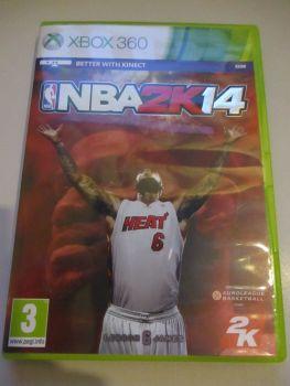 NBA2K14 - Xbox 360 Game