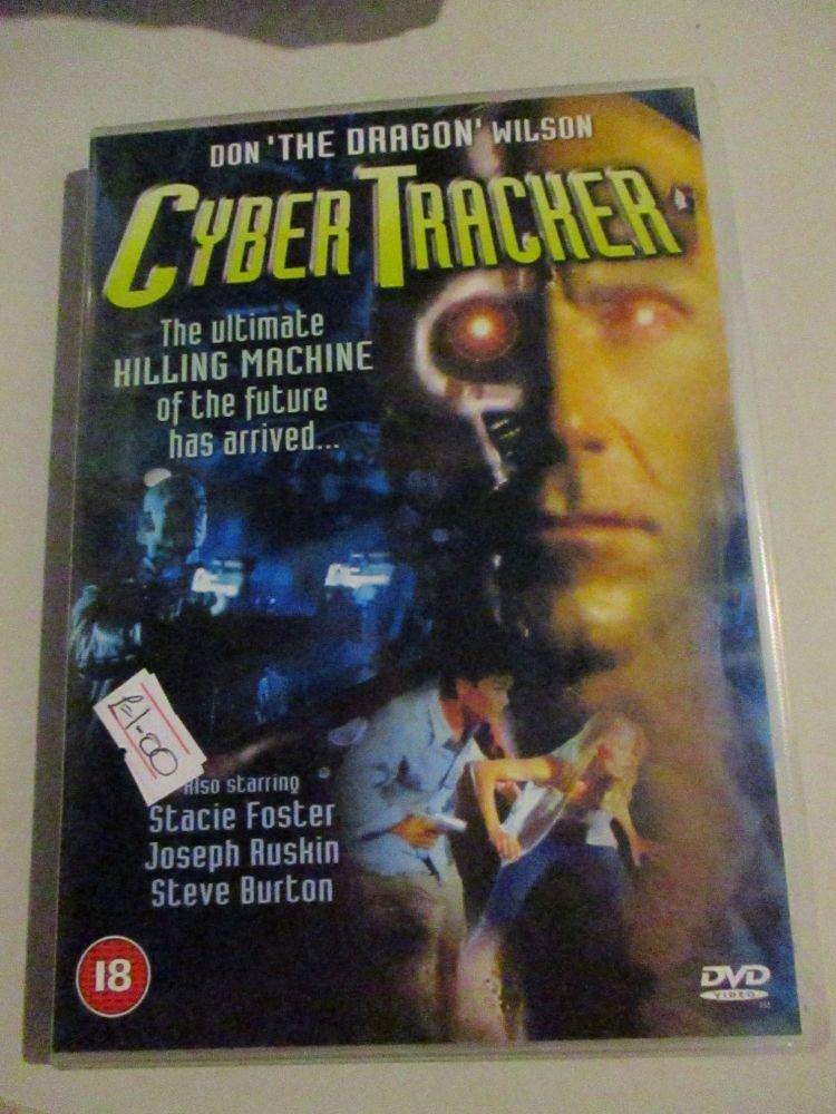 Cyber Tracker - DVD