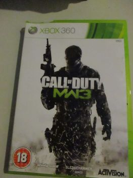 Call Of Duty Modern Warfare 3 - Xbox 360 Game