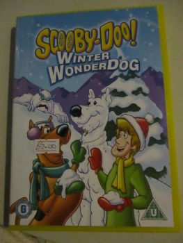 Scooby Doo Winter Wonderdog - DVD