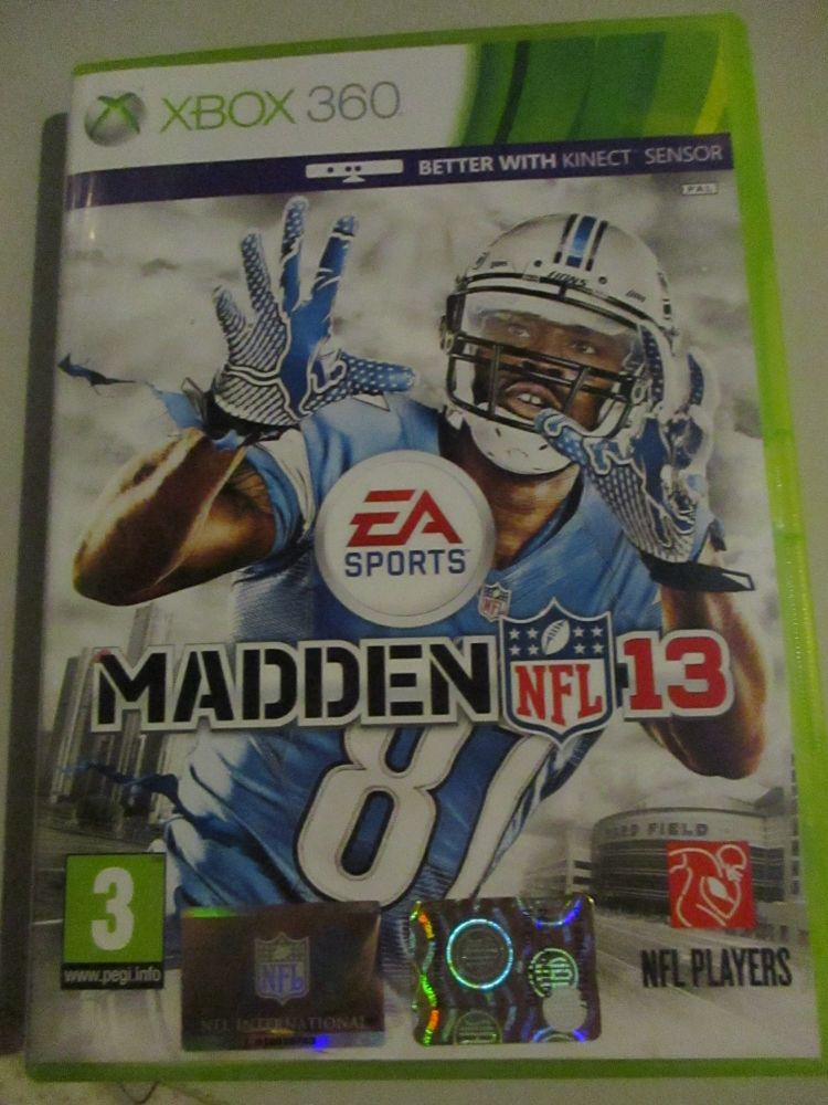Madden NFL 13 - Xbox 360 Game