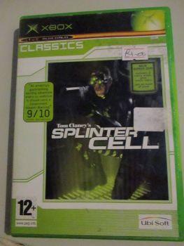 Splinter Cell - Xbox Classics - Xbox Original Game