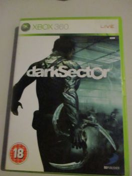Dark Sector - Xbox 360 Game