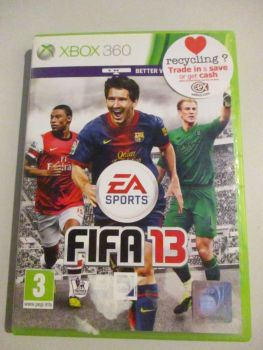 Fifa 13 - Xbox 360 Game