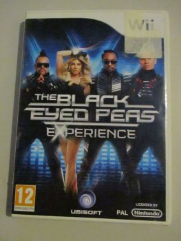 Black Eyed Peas Experience - Nintendo Wii Game