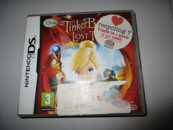 Tinkerbell And The Lost Treasure - Nintendo DS Game