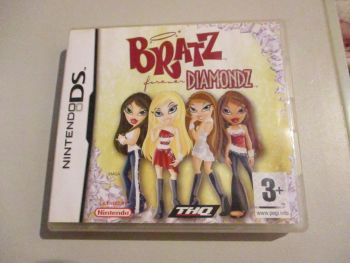 Bratz Forever Diamondz - Nintendo DS Game