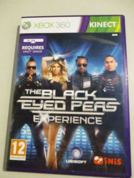 Black Eyed Peas Experience - Xbox 360 Game