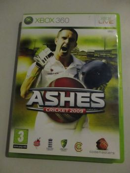 Ashes Cricket 2009 - Xbox 360 Game