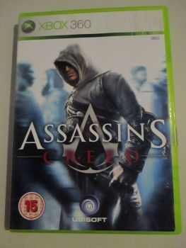 Assassins Creed - Xbox 360 Game