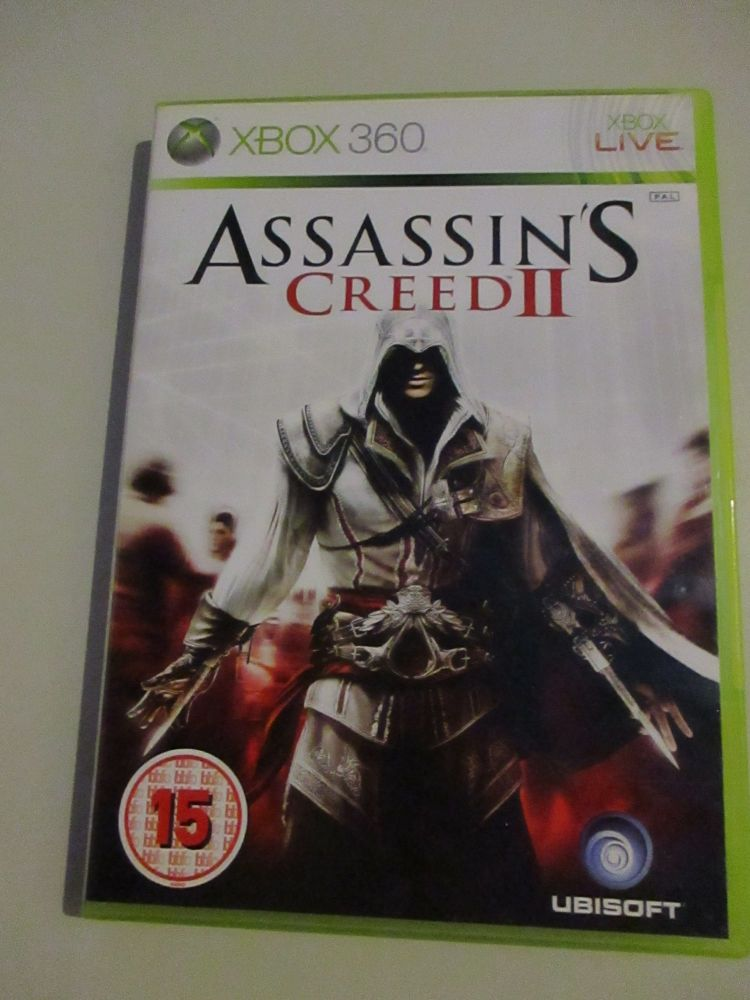 Assassins Creed 2 - Xbox 360 Game