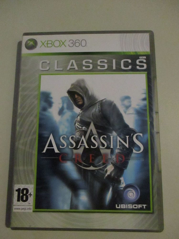 Assassins Creed - Xbox 360 Classics Game