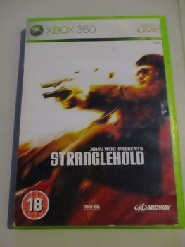 John Woo Presents Stranglehold - Xbox 360 Game