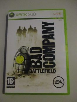 Battlefield Bad Company - Xbox 360 Game