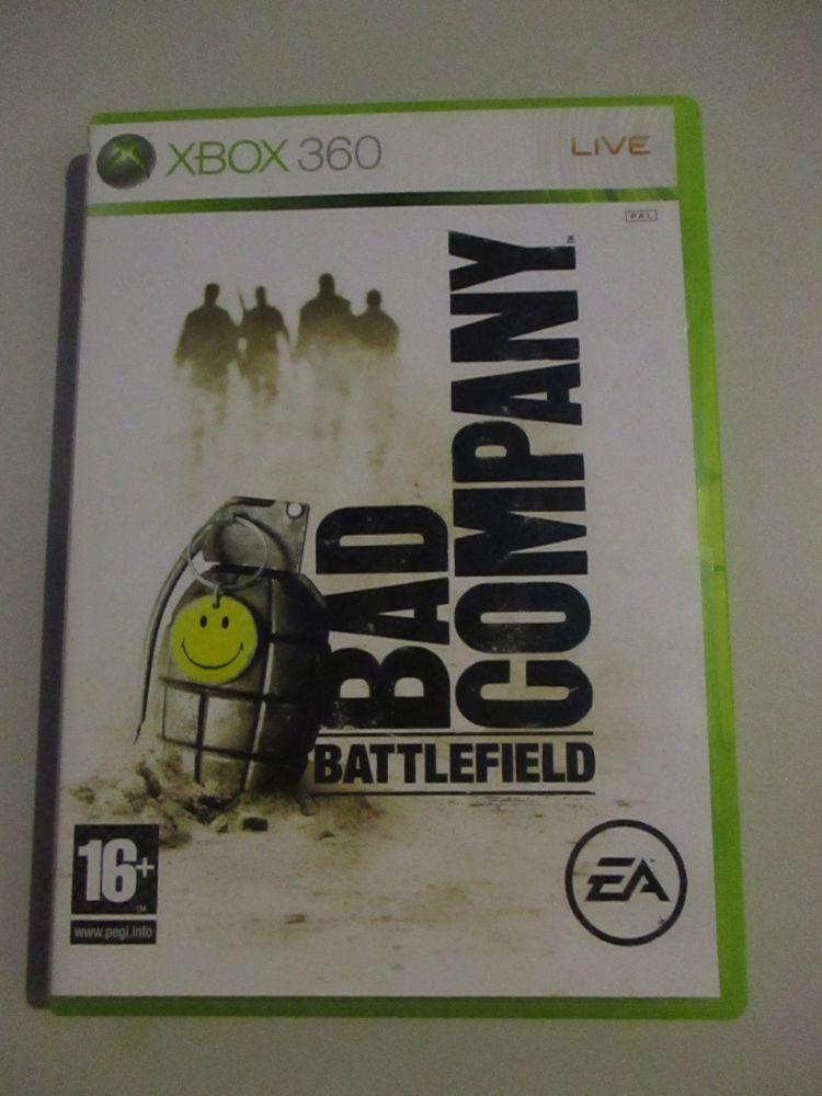 Battlefield Bad Company - Xbox 360 Game