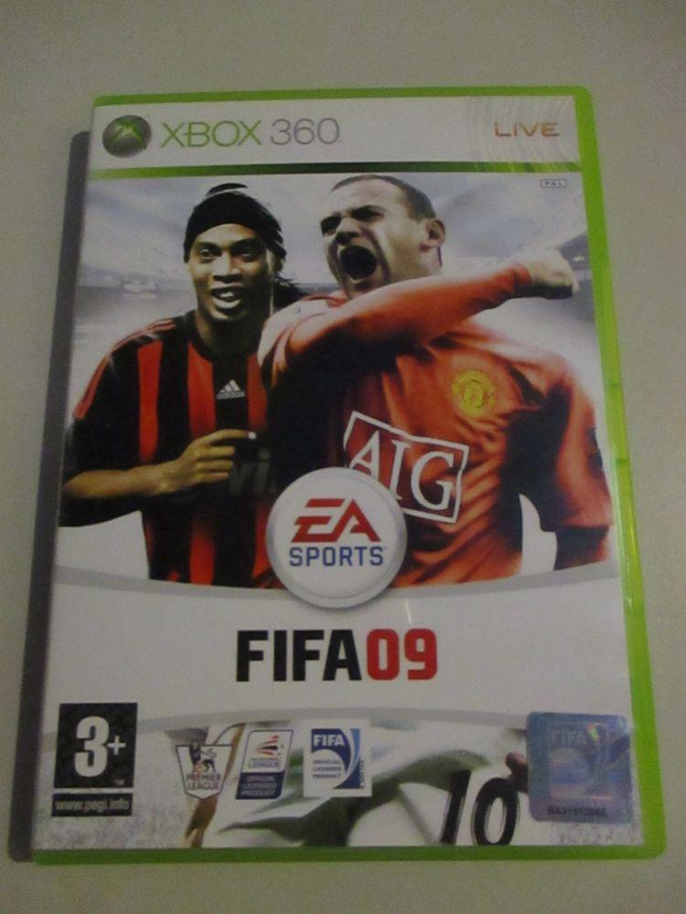 Fifa 09 - Xbox 360 Game