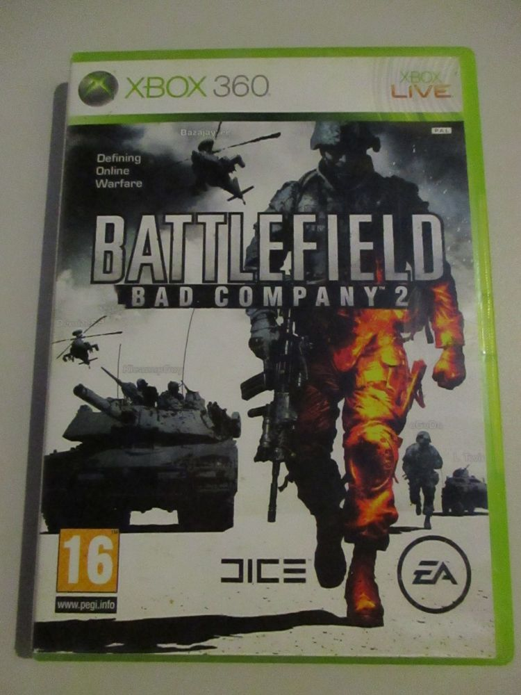 Battlefield Bad Company 2 - Xbox 360 Game