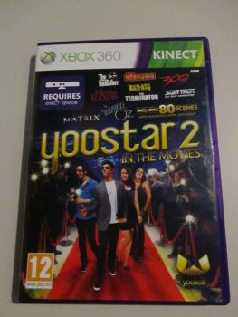 Yoostar 2 In The Movies - Xbox 360 Game