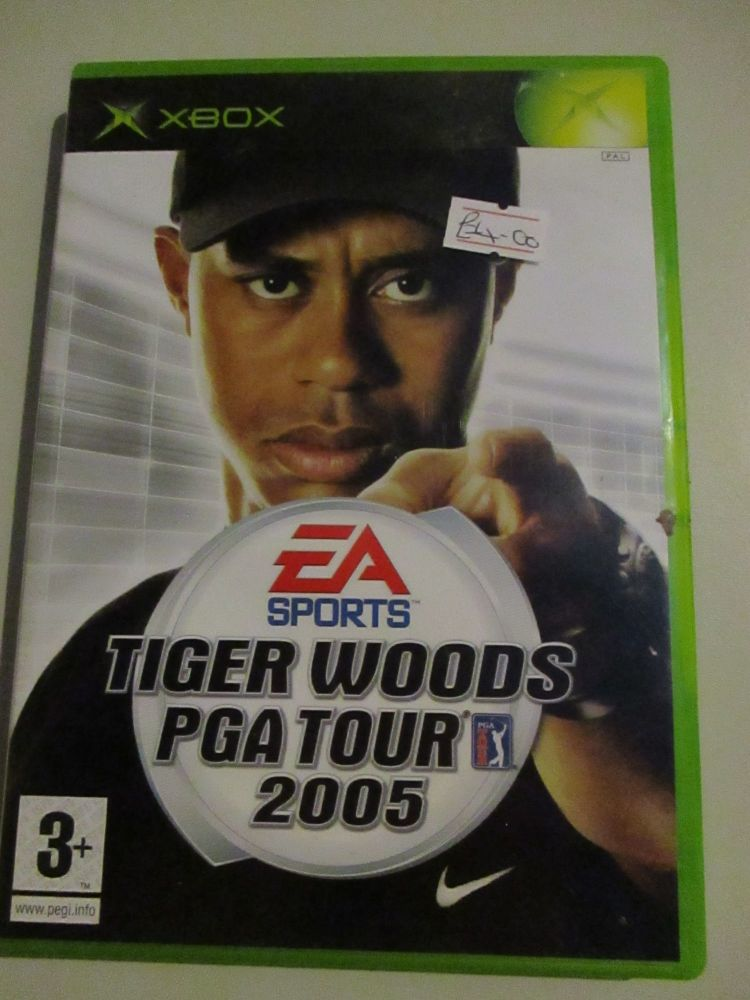 Tiger Woods PGA Tour 2005 - Xbox Original Game