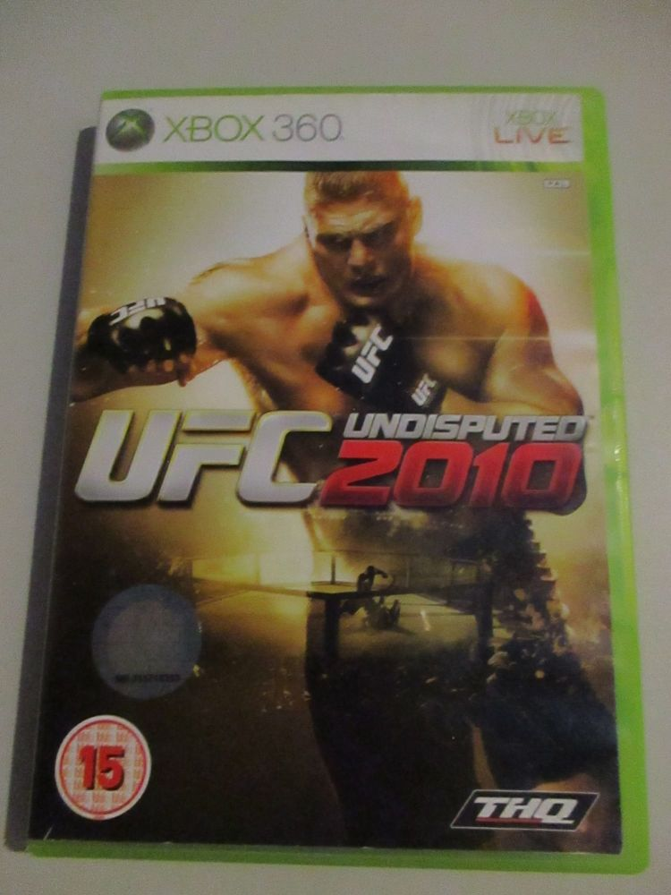 UFC 2010 Undisputed - Xbox 360 Game