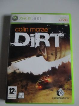 Colin McRae Dirt - Xbox 360 Game