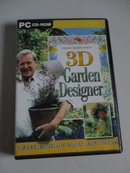 Geoff Hamiltons 3D Garden Designer - PC CD-Rom Game