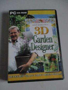 Geoff Hamiltons 3D Garden Designer - PC CD-Rom Game
