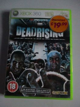 Dead Rising - Xbox 360 Game