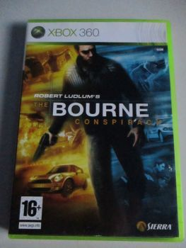 The Bourne Conspiracy - Xbox 360 Game