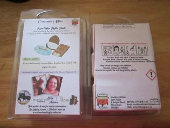Choconutty Bliss Scented Soy Wax Melts Pack