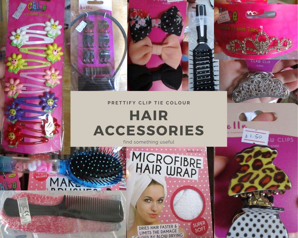 Hair & Head Accessories