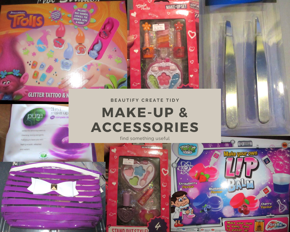 Make-Up & Accessories