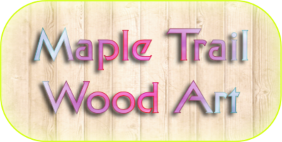 Maple Trail Wood Art
