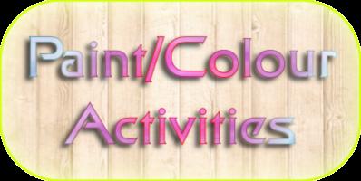 Paint/Colour Activities