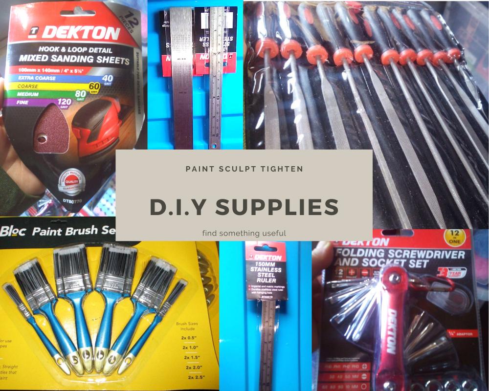 D.I.Y & Tools