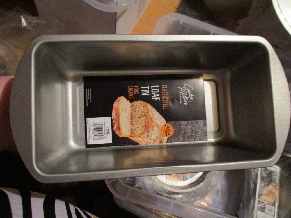 Classic Steel Loaf Tin Cooke & Miller
