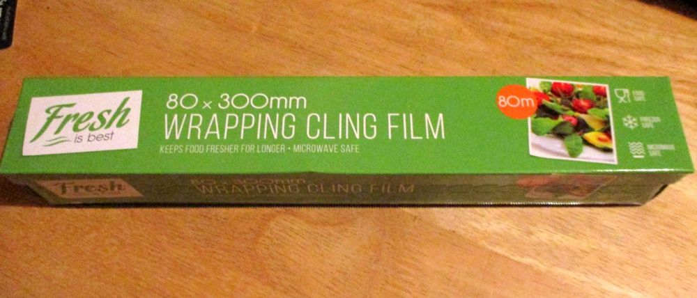Fresh is best 80m x 30cm Wrapping Cling Film