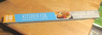 Fresh is best 8m x 45cm Kitchen Foil Extra Wide