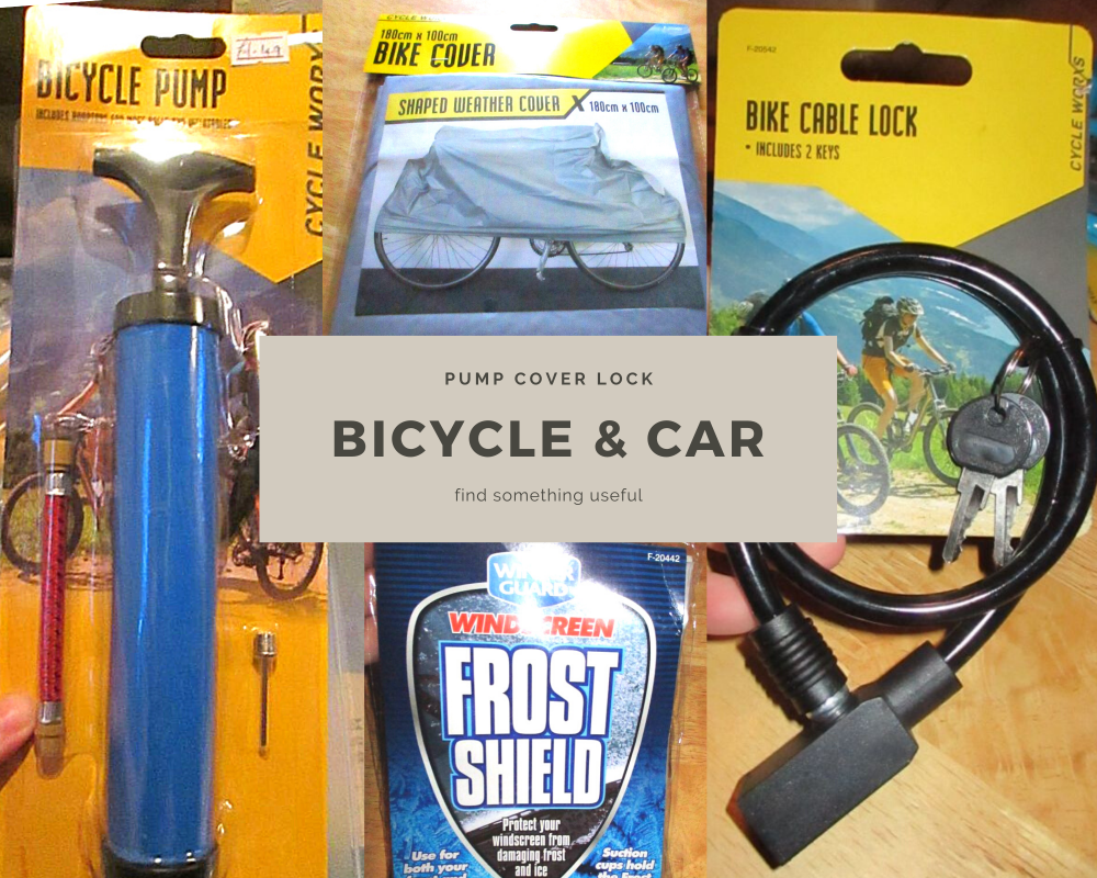 Bike & Car Supplies