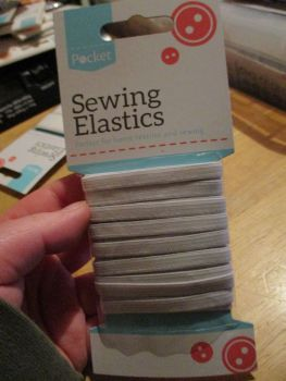 Sewing Elastic - Small- 8mm x 4M