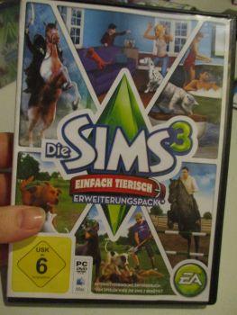 The Sims 3: Pets (German) Pal PC DVD / Mac #FM0546