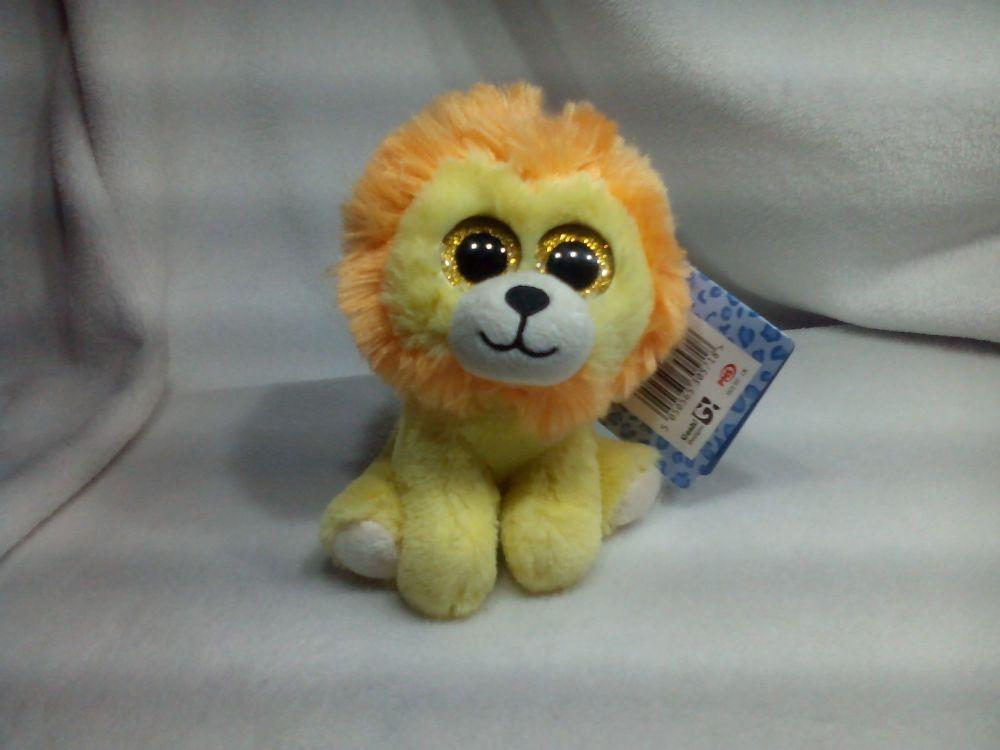 Lionel Yellow Lion - Goshie Friends Beanie