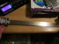 30cm Stainless Steel Craft Measurement Ruler -Dekton