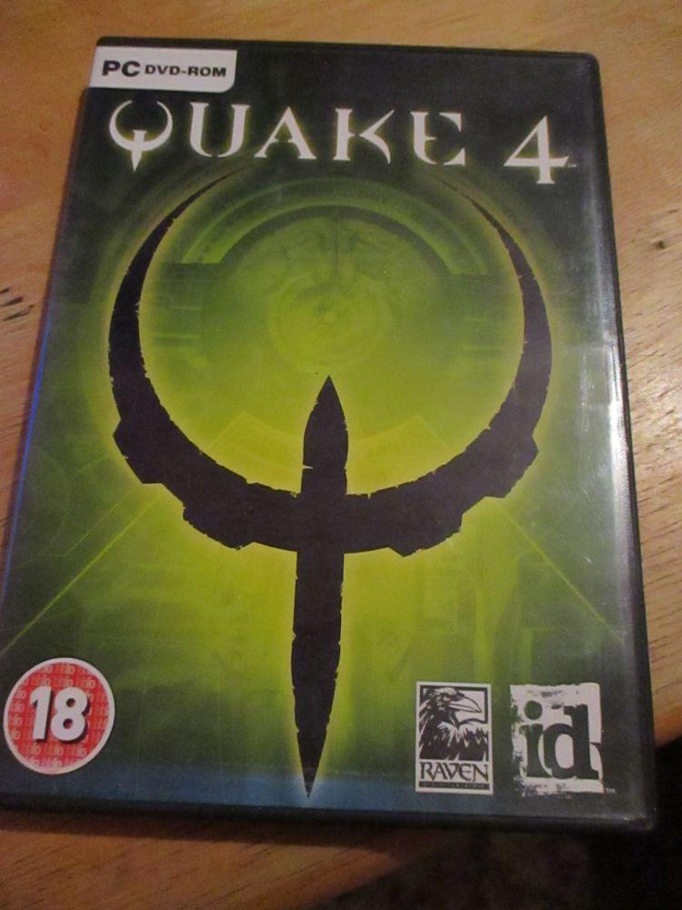 Pc Dvd-Rom Quake 4